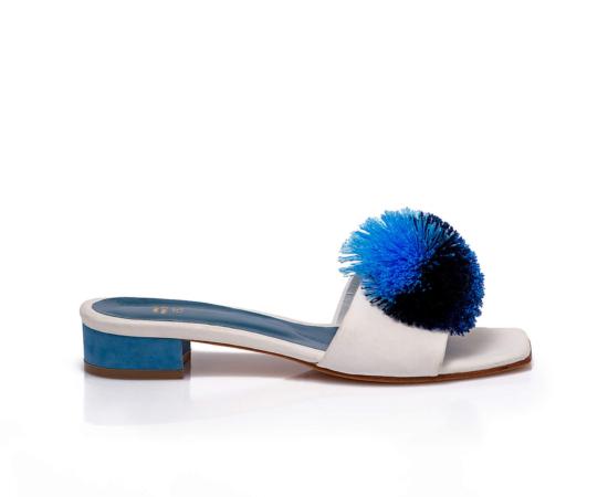 Mado Blue & White 30