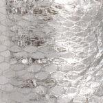 Silver Raffia